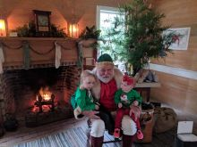 The Roanoke Island Inn, Flip Flops Hung By The Chimney With Care